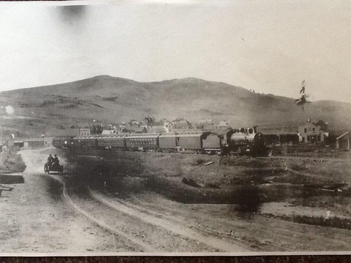 Norris, Montana - home of Norris Hot Springs