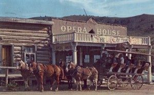 virginia city montana opera house