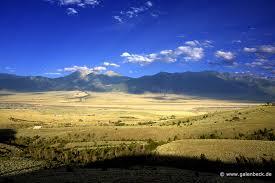 Scenic drive Montana
