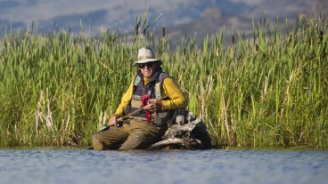 fly fishing guide Madison River