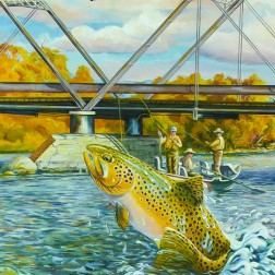 Things to do in Montana - fly fishing
