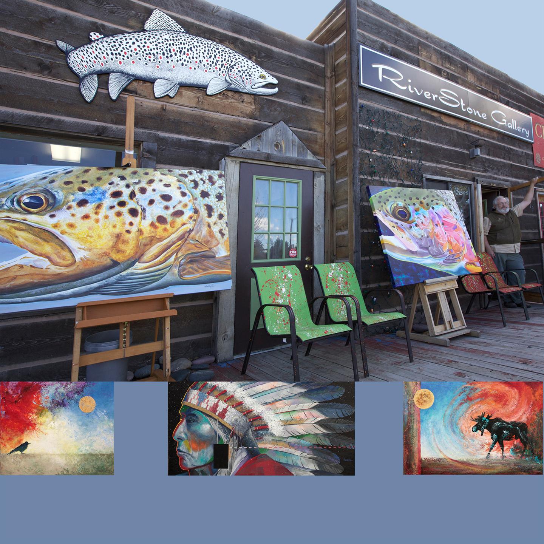 Riverstone Gallery Ennis Montana