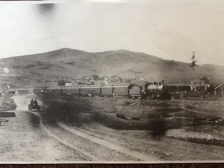 Norris, Montana - home of Norris Hot Springs