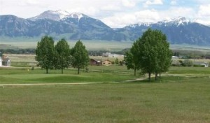 Golf in Ennis, Montana